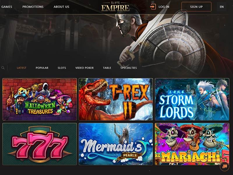 Empire Casino Reviews