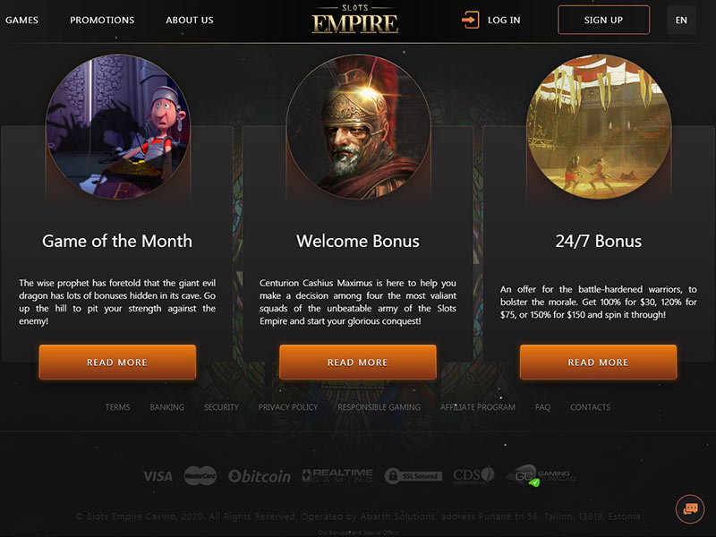 Empire Casino Reviews